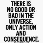 Choices, Actions & Consequences!