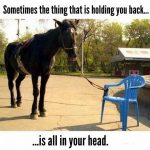Id Never Be Able To Do THAT! – What is REALLY holding you back?