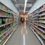 Supermarket WARS! Buying healthy when shopping